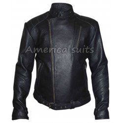 David Beckham Footballer Leather Jacket