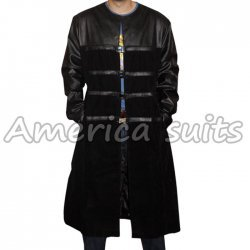 Farscape Peacekeeper John Crichton Trench Costume Jacket