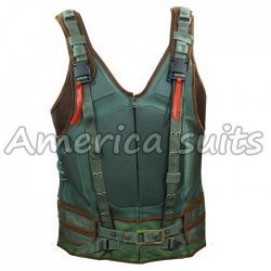 Combat Dark Knight Rises Cosplay Military Bane Vest