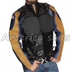 X-Men Days of Future Past Wolverine Cosplay Suit Costume