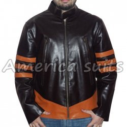 Wolverine origins Leather Jacket