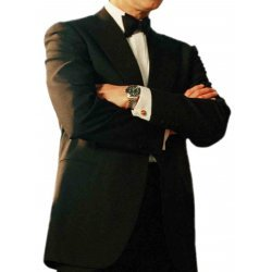 Die Another Day Pierce Brosnan Black Tuxedo