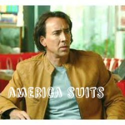 Nicholas Cage Next Movie Leather jacket