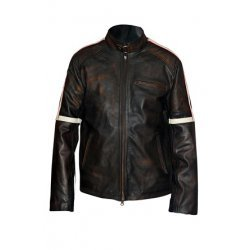 Tom Cruise War Of World Belfast Leather Jacket
