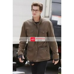 Amazing Spiderman Peter Parker Cotton Jacket For Men