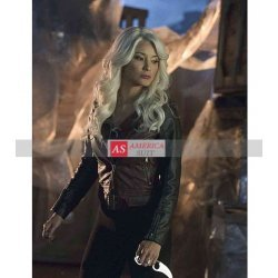 Arrow Kelly Hu Leather Jacket