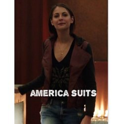 New Arrow Season 3 Women Leather Vest