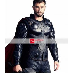 Avengers Infinity War Thor Chris Hemsworth Vest