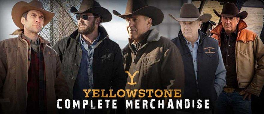 Yellowstone Merch