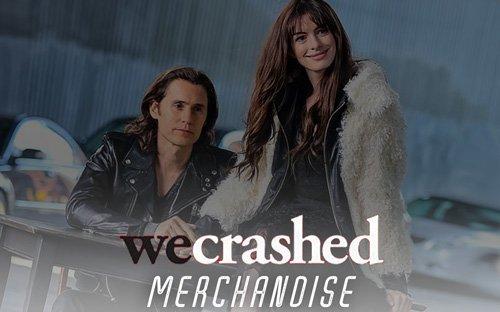 WeCrashed Merchandise