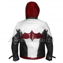 Batman Arkham (Jason Todd) Knight Leather Jacket