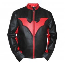 Batman Beyond Bruce Wayne Leather Jacket