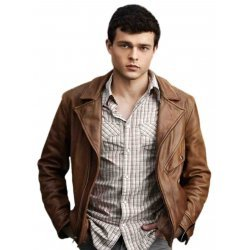 Beautiful Creatures Movie Alden Ehrenriech Leather Jacket