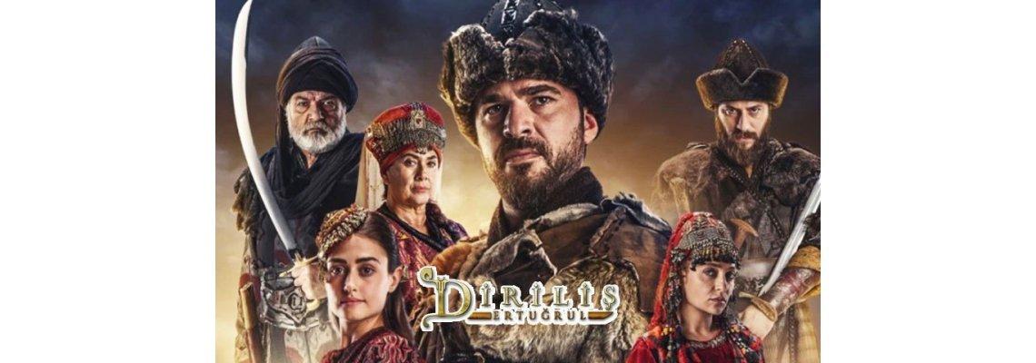 The Story of Ertugrul Ghazi Series