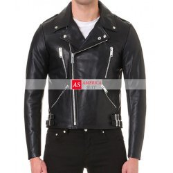 Limitless Brian Finch Leather Jacket