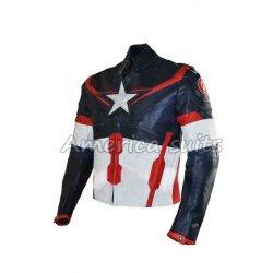 Captain America Civil War Jacket for Men