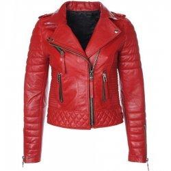 Cheryl Cole Perfeto Biker Leather Jacket