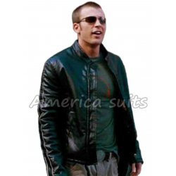 Chris Evan fantastic Four Leather Jacket