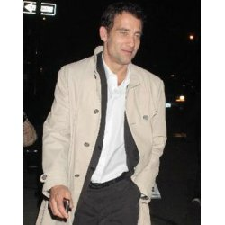 "Clive Owen ""Duplicity"" Movie Coat For Men"