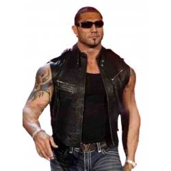 Dave Batista Vest WWE