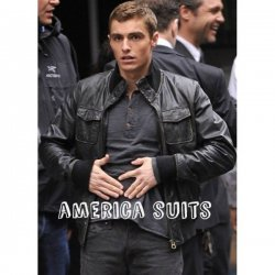 Dave Franco Now You See Me Leather Jacket
