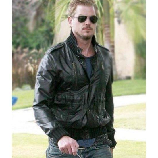 Eric Dane Grey's Anatomy Bomber Jacket