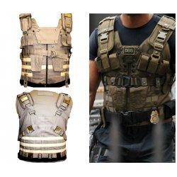 Fast and Furious 7 Dwayne Johnson Cotton DSS Vest