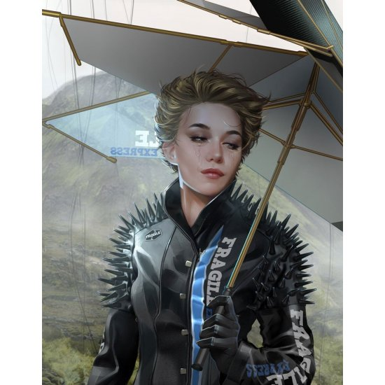 Fragile Express Death Stranding Jacket This guide explains where to find fragile in death stranding in case you picked up the mysterious package. fragile express death stranding jacket