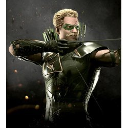 Green Arrow Injustice 2 Vest