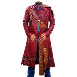 Guardians of the Galaxy Leather Coat