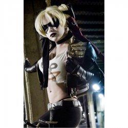 Harley Quinn Injustice  Jacket