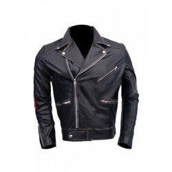 Hot Tub Time Machine Film Lou Dorchen 80s Leather Jacket