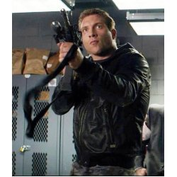 Jai Courtney Genisys Terminator jacket
