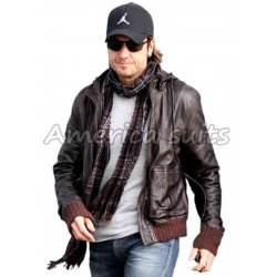 Kieth Urban Biker Leather Jacket