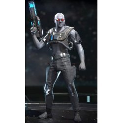 Mr. Freeze Injustice 2 Vest