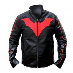 New Batman Leather Jacket