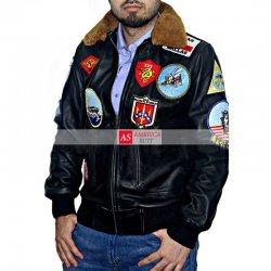 Pete Maverick Top Gun Tom Cruise Jacket
