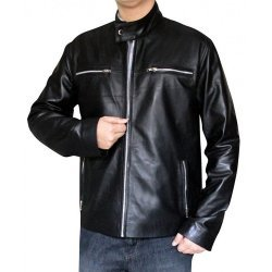 RIPD Kevin Bacon Leather Jacket