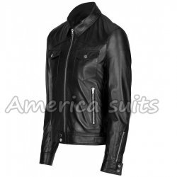 Soft Leather Jacket Ladies