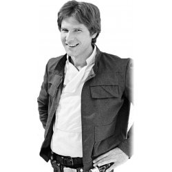Star wars Empire Strike Back Han Solo Bespin Jacket