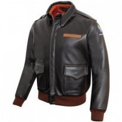 """Steve McQueen """"The Great Escape"""" Leather jacket"""