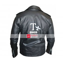 T Bird Grease John Travolta Jacket