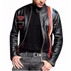 Tag Heuer leather Jacket