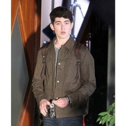 The Boy Next Door Movie Ian Nelson Cotton Jacket