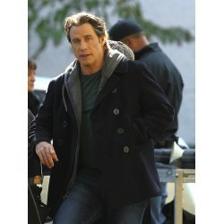 John Travolta The Forger Movie coat