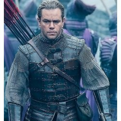 The Great wall Matt Damon Movie Jacket