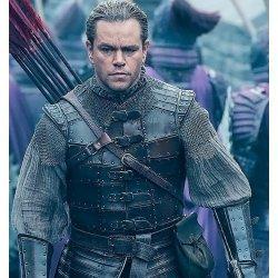 The Great wall Matt Damon Movie Jacket