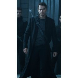 Theo James Underworld Blood War Coat