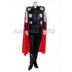 Thor Leather Costume For Men