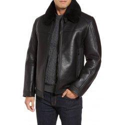 Genuine Shearling Warm Leather Jacket
